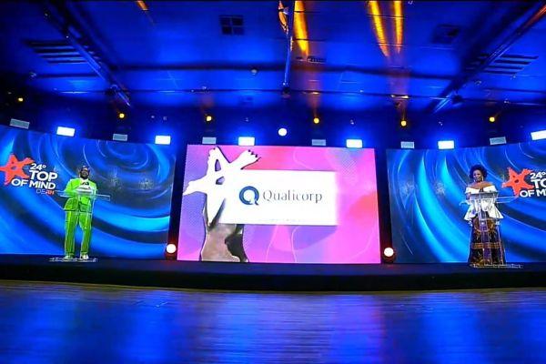 Qualicorp conquista pela sétima vez consecutiva o prêmio Top of Mind de RH na categoria Consultoria de Benefícios / Divulgação