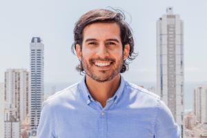 Luiz Bacellar é CEO da Saks, fintech especializada em previdência privada / Divulgação