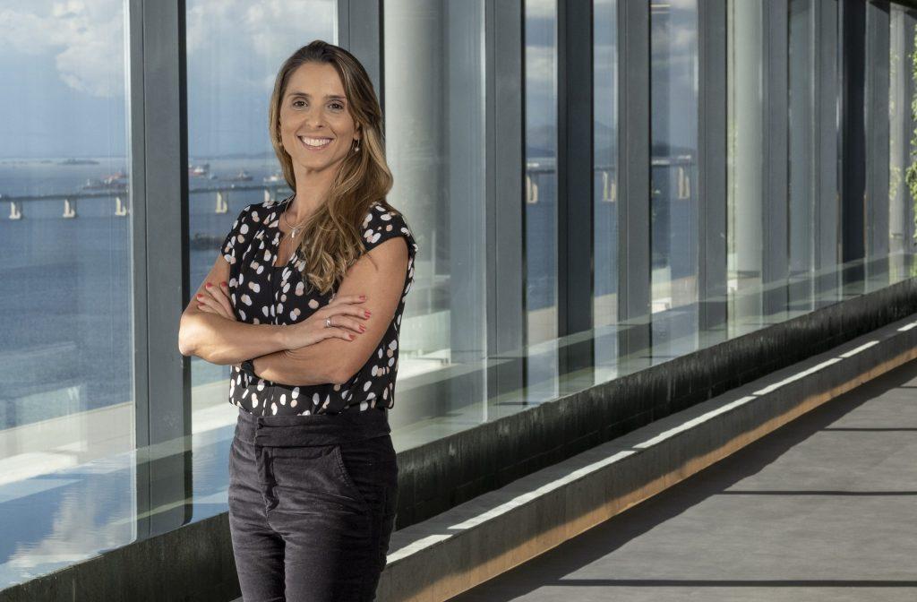 Camila Asenjo é diretora de Pessoas da Icatu / Divulgação
