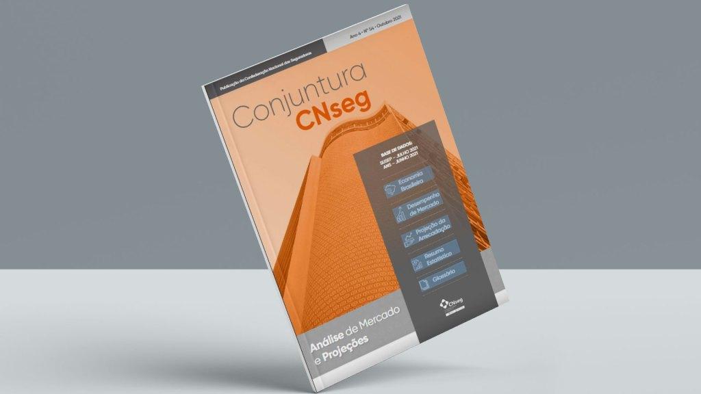 Conjuntura CNseg 54 avalia revisão da retomada das economias mundiais / Divulgação