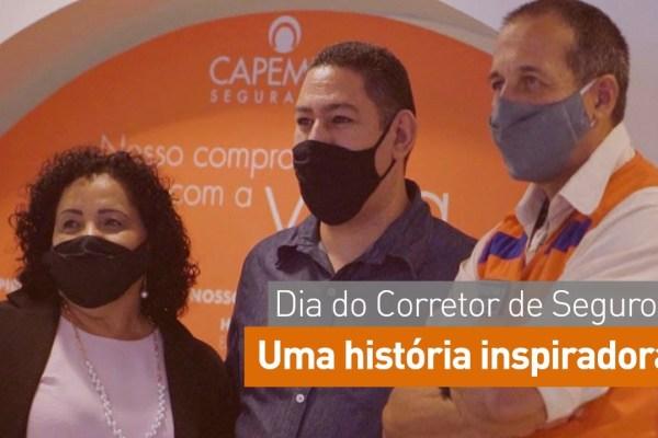 Capemisa Seguradora agradece corretores parceiros pelo protagonismo em grandes histórias / Reprodução