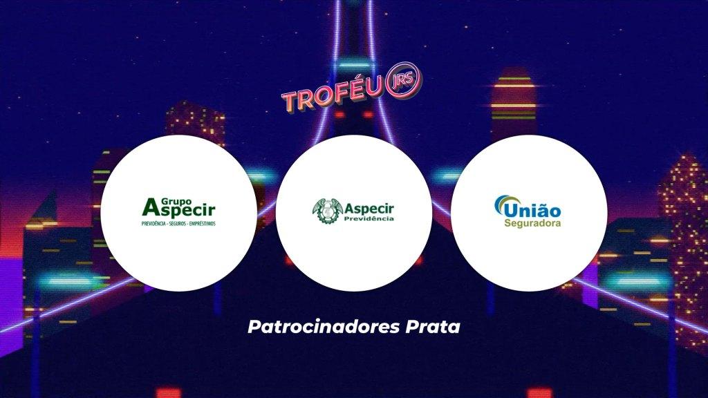 Grupo Aspecir e União Seguradora integram Time Campeão de Patrocinadores Prata do Troféu JRS 2021