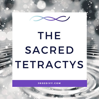 The Sacred Tetractys