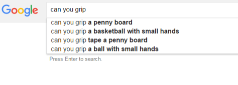 Can you grip