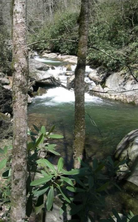 Tallulah River - J. Ruth Kelly