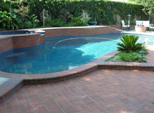 pool deck paver installation venice