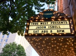 Jason Isbell played the Arlene Schnitzer Concert Hall in Portland on Aug. 8.