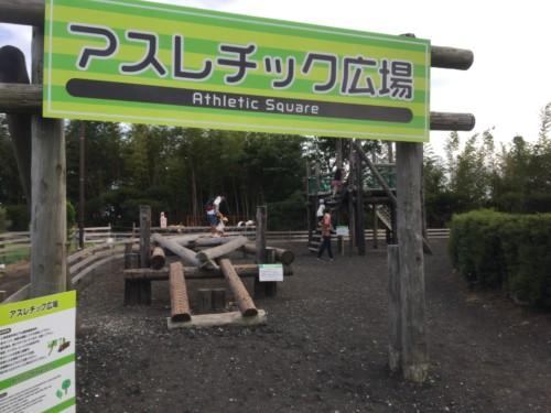 ぐらんぱる公園アトラクション