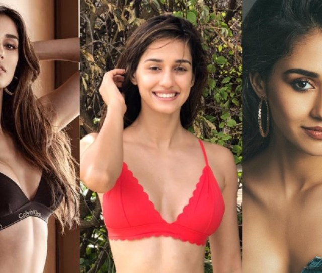 Disha Patani Sexy Photos Baaghi 2 Actors Top 5 Hot Pictures