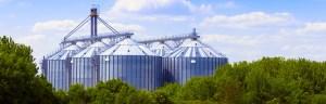 Farm Insurance Slider | Grain Silos