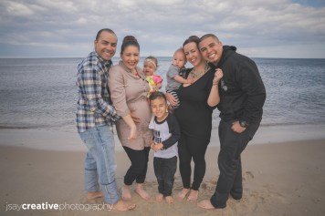 Adorable, Baby, Beach, Beautiful Family, Belmar, Belmar Beach, Children, Daughter, Family, Family at Belmar Beach, Family at the Beach, Family at the Jersey Shore, Father, Jersey Shore, Mother, New Jersey, Ocean, Son, shore