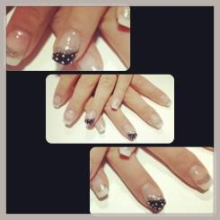 Des ongles de Pin up version 2013