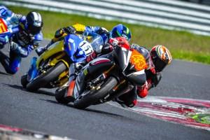 Rennen 2, vor Marco Conrad und Nico Maier