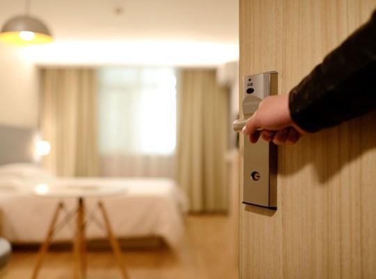 showing the condo room