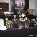 J. Scott Catering Food Station Options