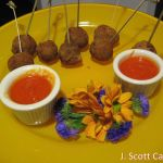 J.Scott Catering Passed Hors D'oeuvres Options