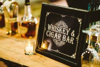 whiskey & cigar bar