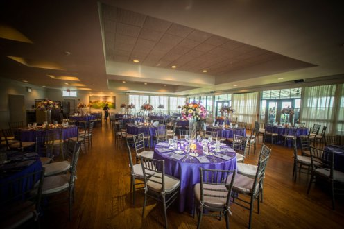 Wedding reception at Radnor Hunt
