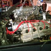 1979 308GTB Engine Out