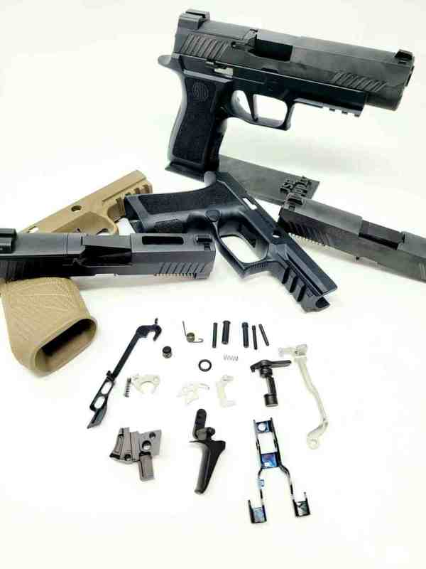 Sig Sauer P320 Lower Parts Kit
