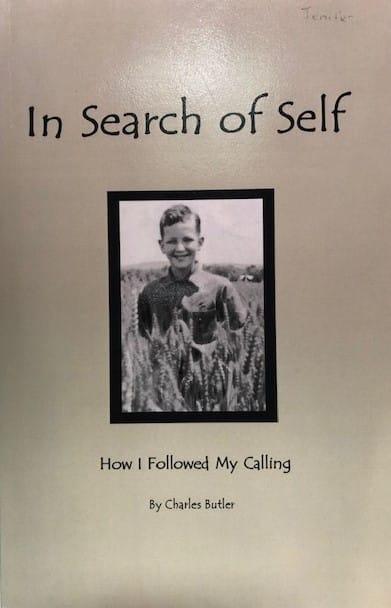 in search of self book cover memoir editing life stories personal story