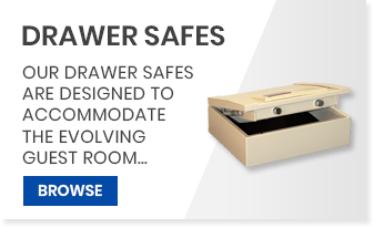 Electronic Drawer Safes