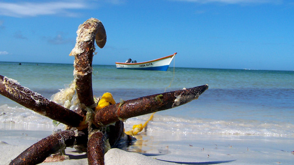 anchor-on-shore