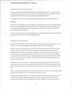 INSTRUCTIONS PAGE 4