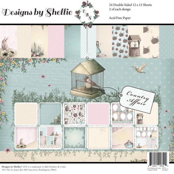 Designs by Shellie Paper