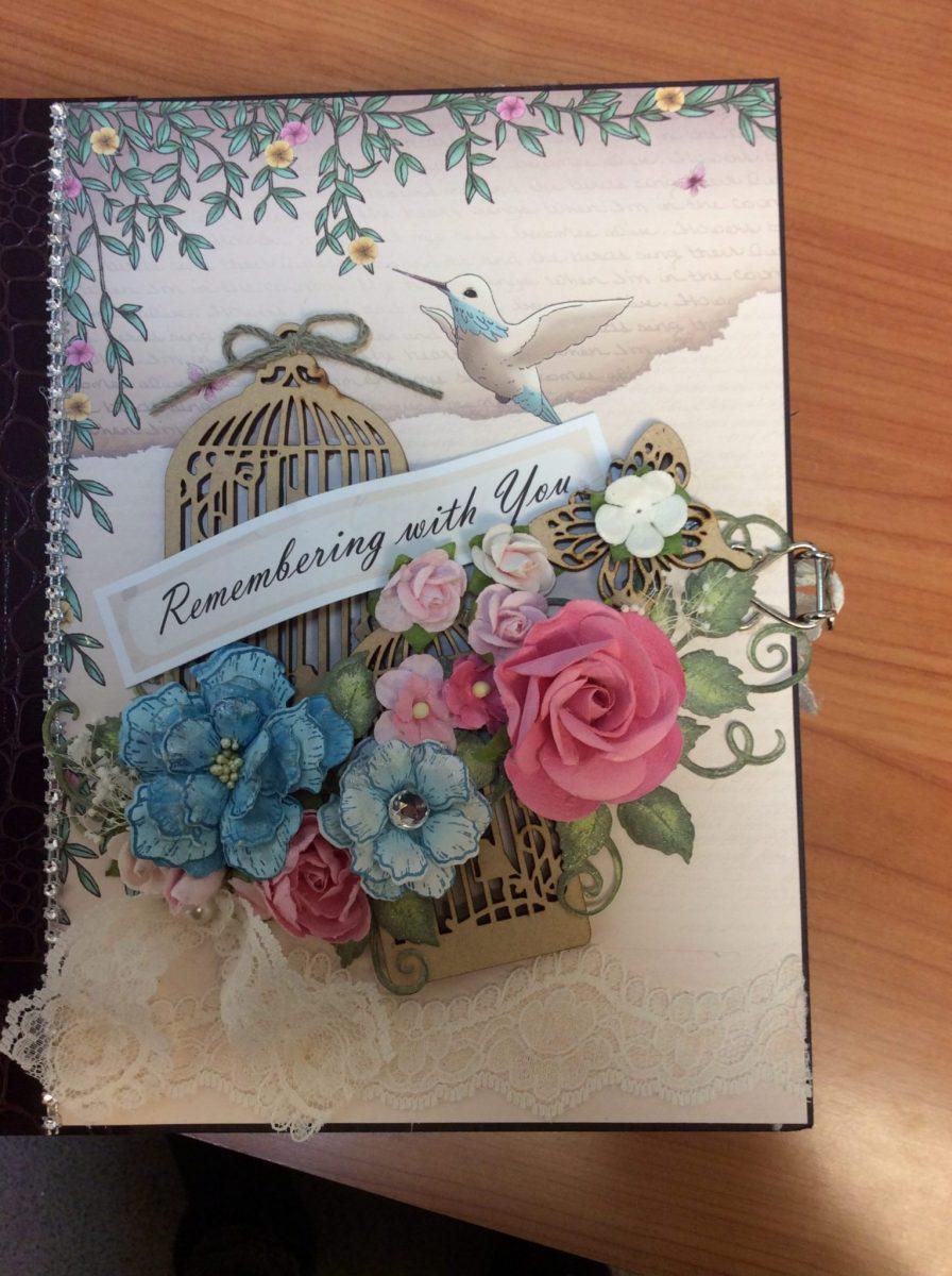 Designs by Shellie Country Affair Mini Album