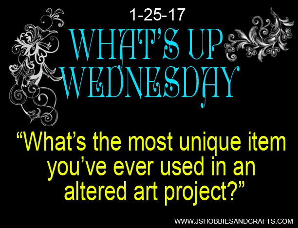 WHAT'S UP WEDNESDAY!
