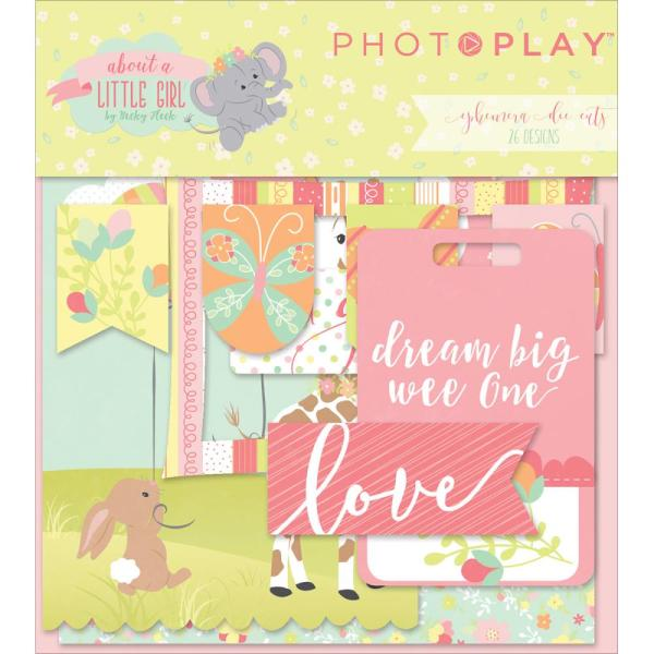Photo Play About a Little Girl Ephemera