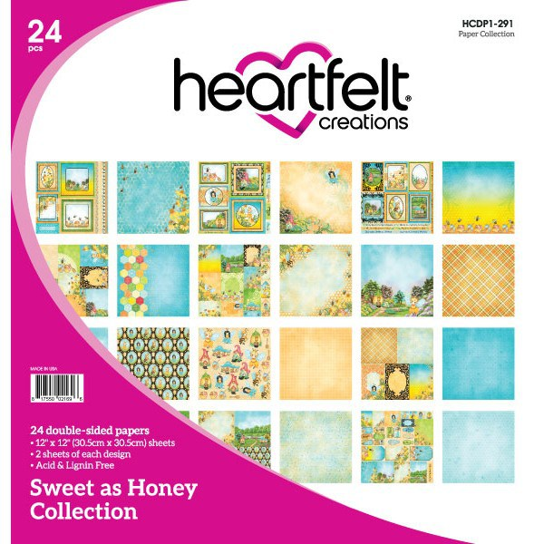 Heartfelt Creations Sweet as Honey