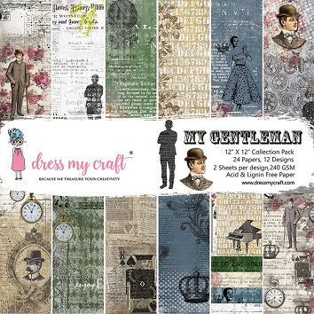 Dress My Crafts Paper