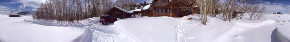 Serious Centennial Snow (1/2)