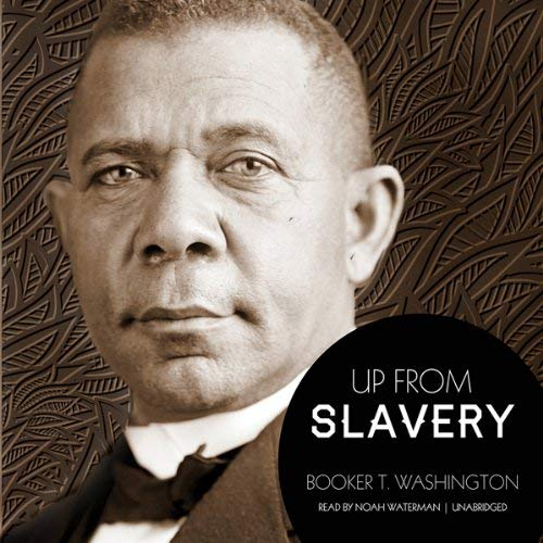 Up From Slavery Book Cover