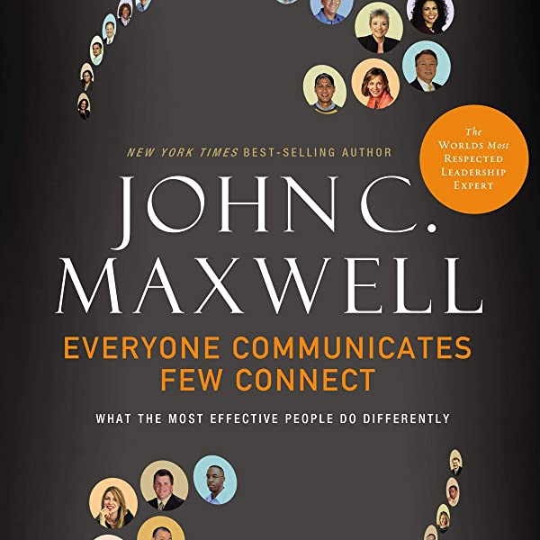 Everyone Communicates Few Connect Book Summary