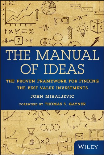 The Manual of Ideas Summary
