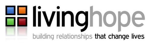 new logo white back