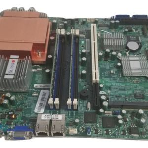Supermicro X7SBI LGA775 Motherboard w/ Intel Dual Core CPU 1.8GHz 2 GB Ram