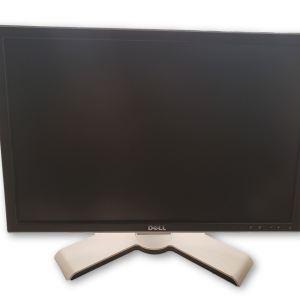 "Dell UltraSharp 2208WFPt 22"" Widescreen Black LCD Monitor VGA DVI"