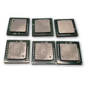 Lot of 6 Intel Xeon DP 3.0/1M/800MHz Processor SL7PE