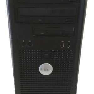 Dell Optiplex 755 Tower - Core 2 Duo - 2.66GHz - 2 GB RAM - 40 GB HDD - Lubuntu