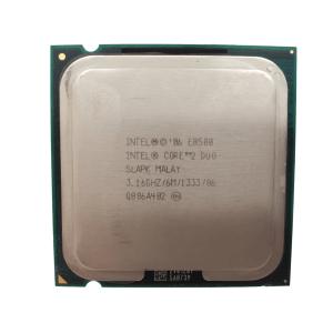 Intel Core 2 Duo E8500  3.16GHz / 6Mb Cache /1333MHz FSB - LGA775  SLAPK