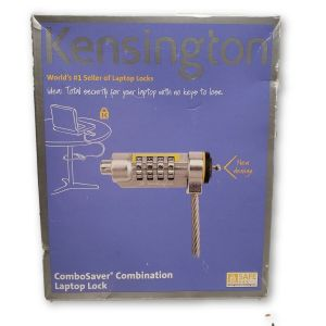 NEW KENSINGTON COMBOSAVER COMBINATION LAPTOP LOCK K6456US