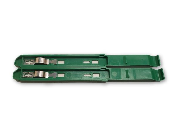 1 Pair Dell Optiplex/Dimension CD ROM Drive Rails 86DVJ, 99XHM