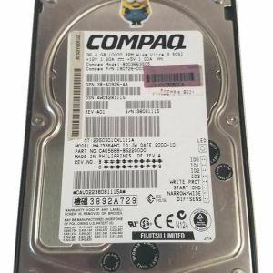 Compaq 0297HW/MAJ3364MC/CA05668-B52200DC HARD DRIVE 36.4GB