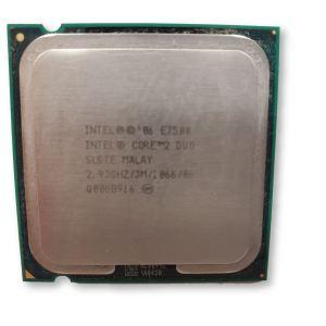 Intel Core 2 Duo E7500 2.93GHZ/3M/1066, SLGTE