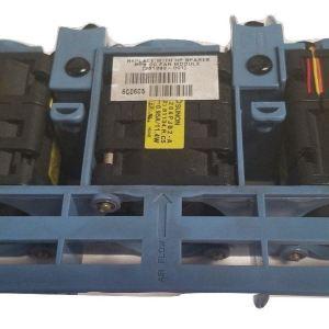 HP COMPAQ DL360 361399-001 6 FAN ASSEMBLY MODULE DB04048B12U