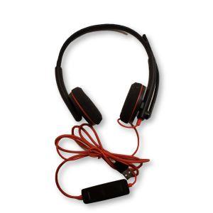 New Plantronics Blackwire C3220 USB Headset